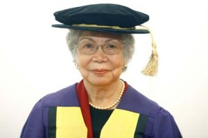 "Nora C. Quebral, tagged as the ""Mother of Development Communication"""