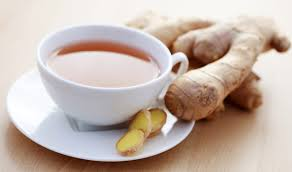 Home Made Ginger Tea